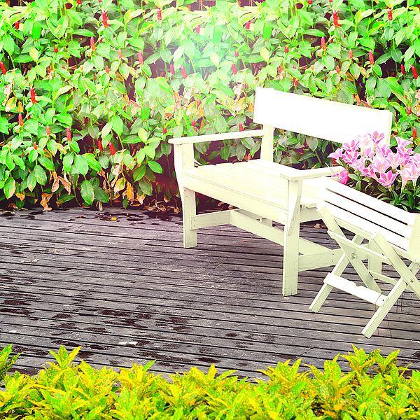 Lackieren: Gartenmöbel & Terrassenmöbel