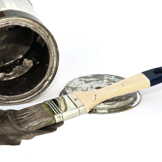 Чистка инструментов после нанесения лессировки - Краски Alpina