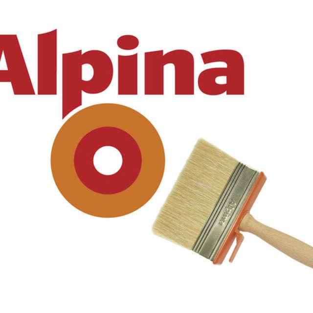 Инструменты Alpina - Краски Alpina