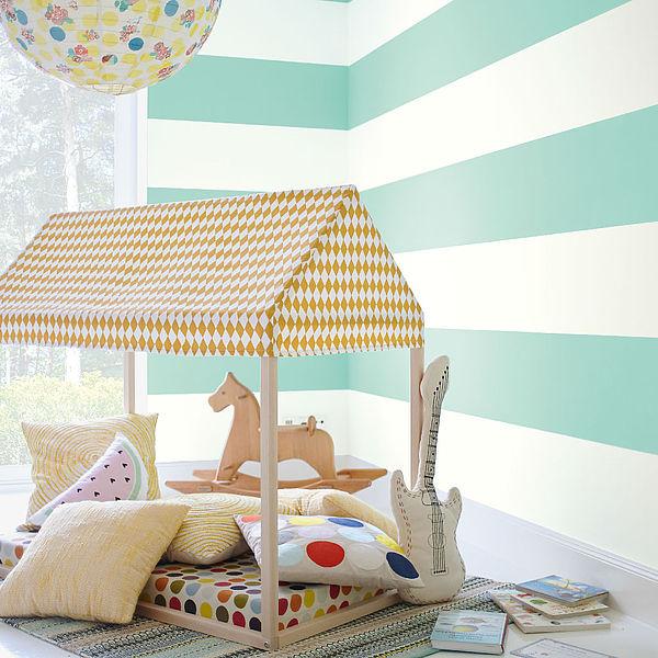 Sieben Ansätze zur richtigen Farb – und Wandgestaltung im Kinderzimmer