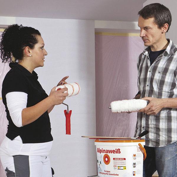 Что следует знать о красках для стен