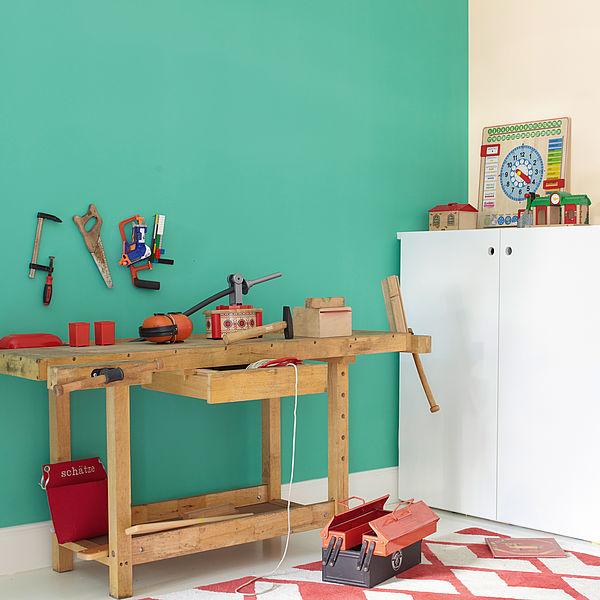 Zehn Tipps für die Farbauswahl im Kinderzimmer