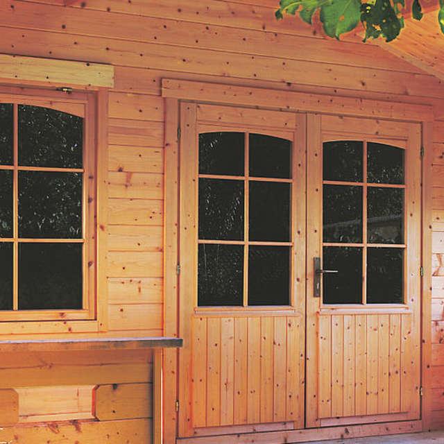 Что следует знать о лазурах для древесины - Краски Alpina