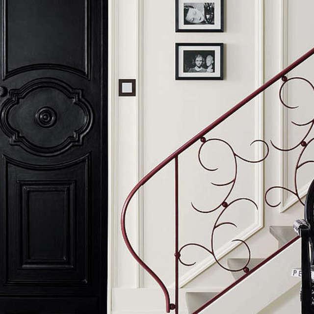Окрашивание эмалью: дизайн не только для стен - Краски Alpina