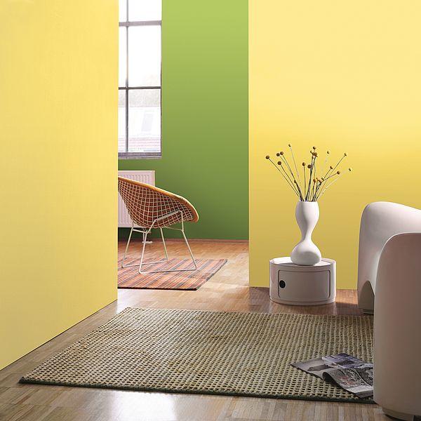 Die Farbwirkung von Gelb
