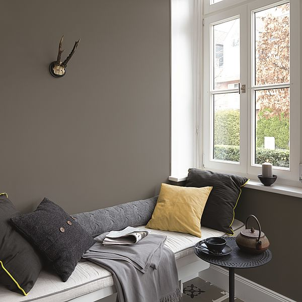 Die Farbwirkung von Grau