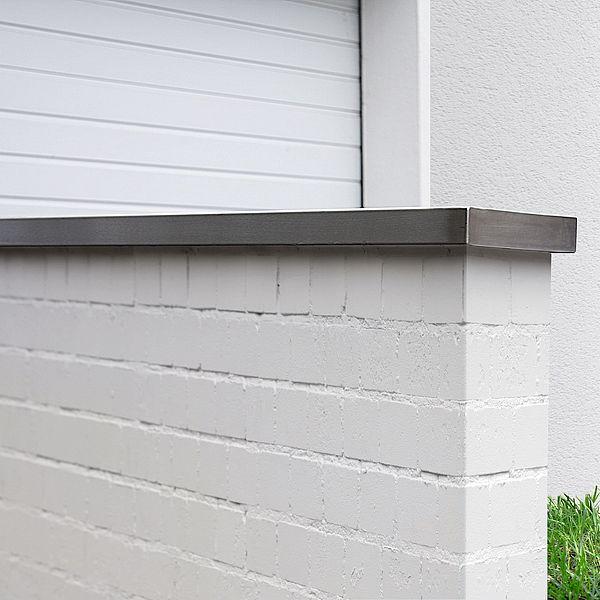 Beton/Mauer streichen